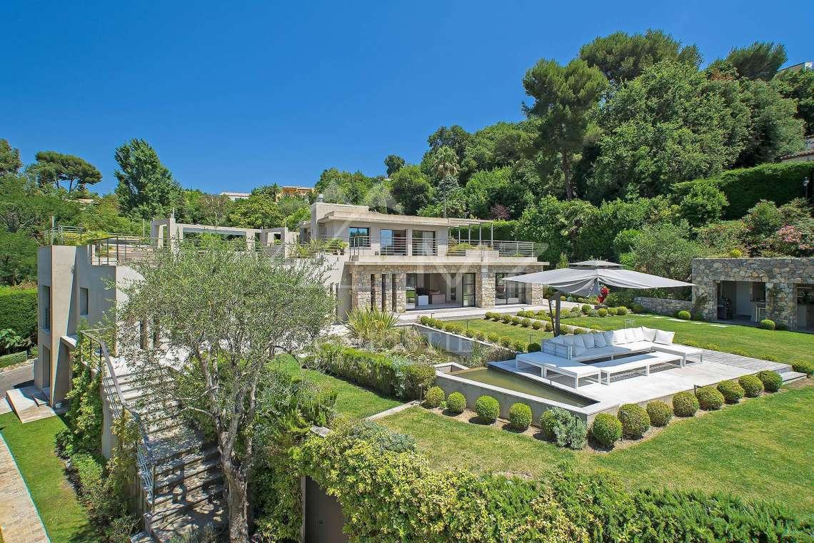 Cannes - Californie - Villa Contemporaine - photo1