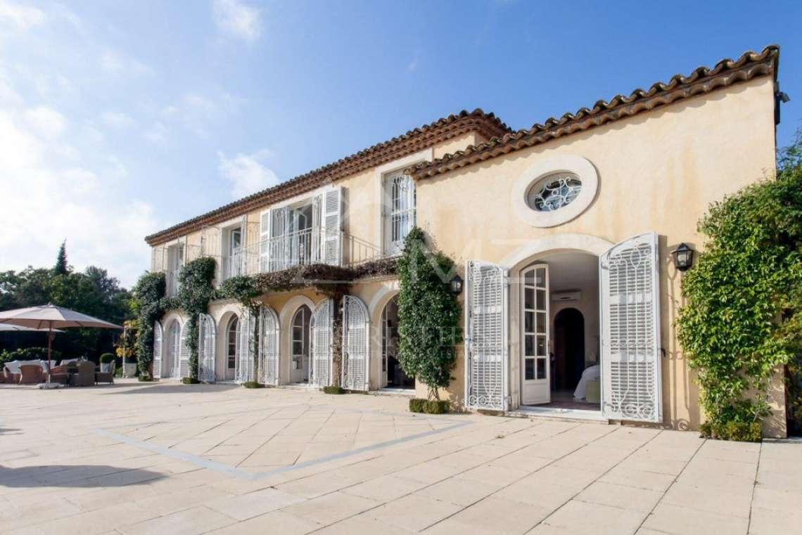 Close to Saint-Tropez - Charming Provençal Bastide - photo1