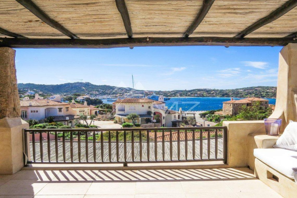 Italie - Porto Cervo - Sardaigne Gallura - Unique appartement de 2 étages - photo2