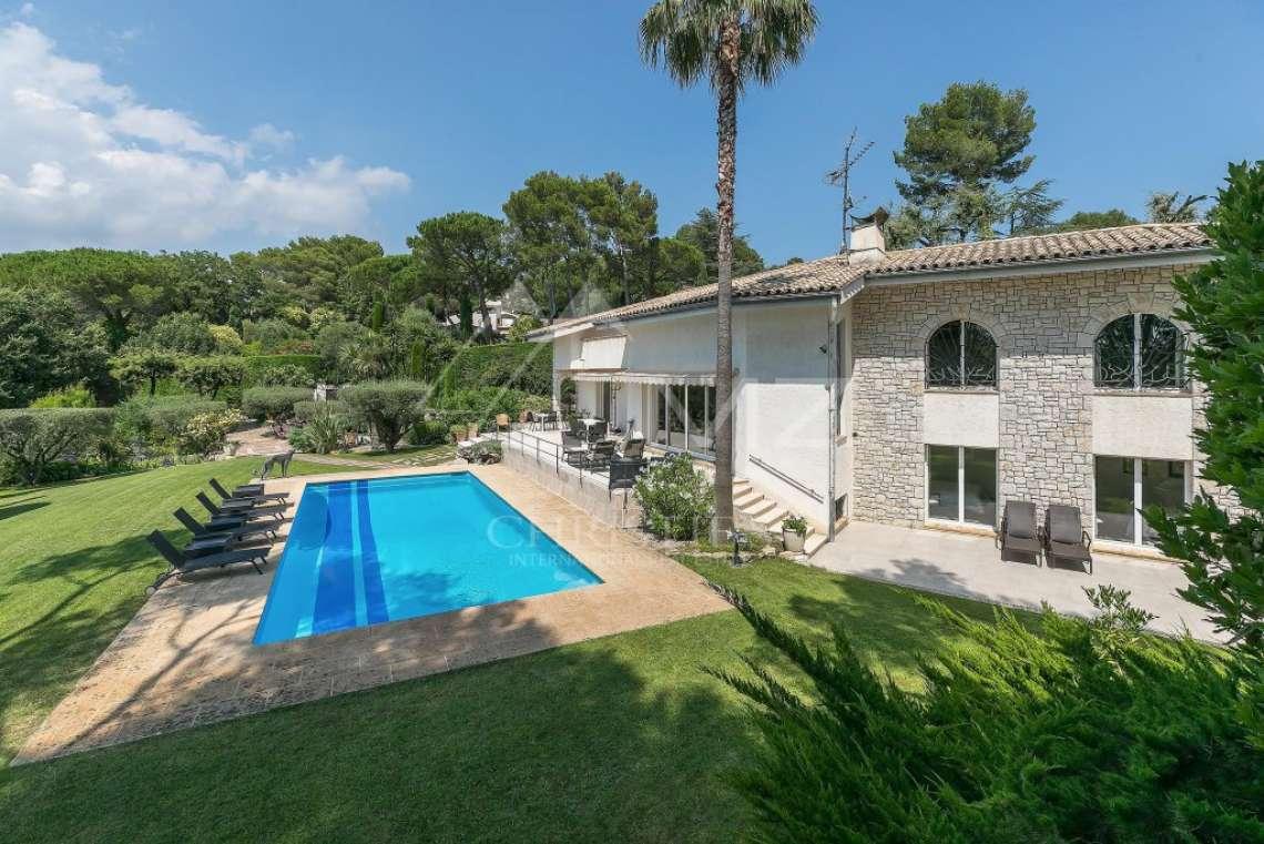 Mougins - Belle villa dans domaine privé - photo4
