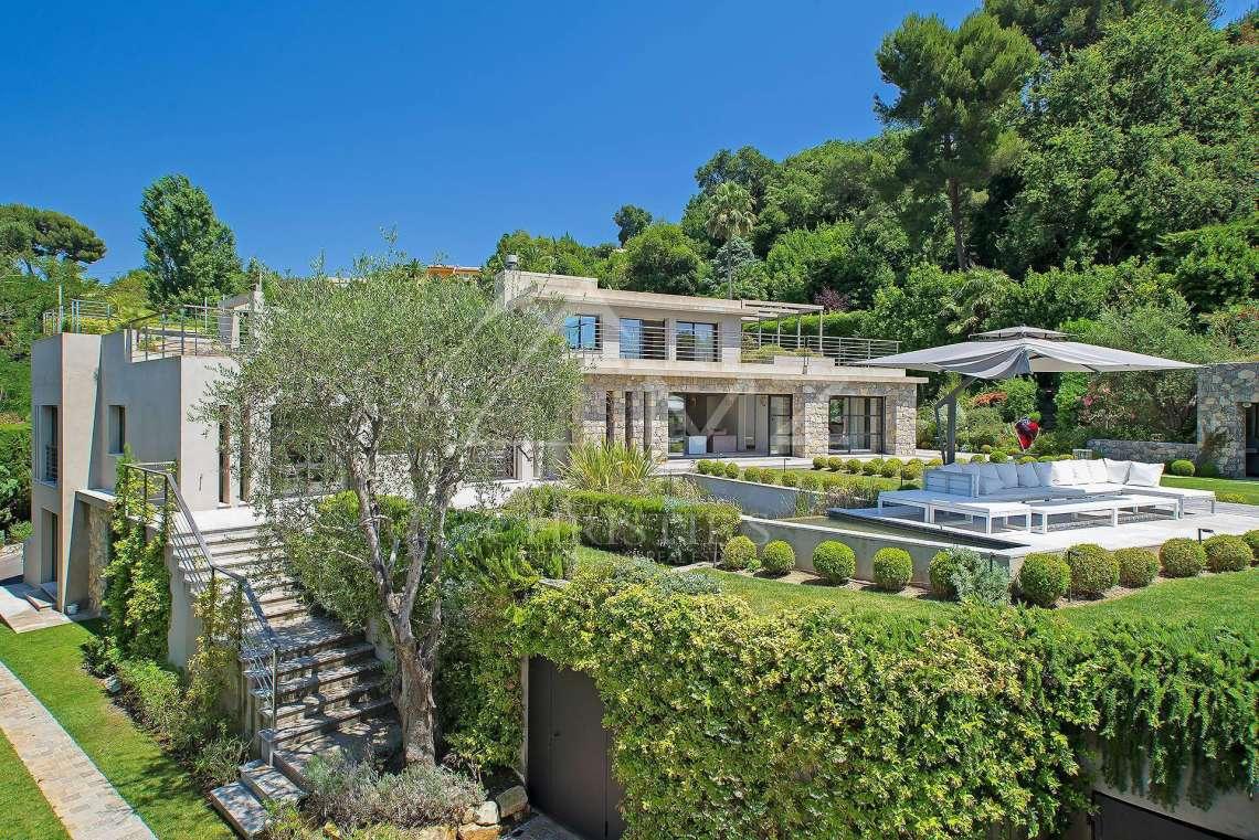 Cannes - Californie - Villa Contemporaine - photo5