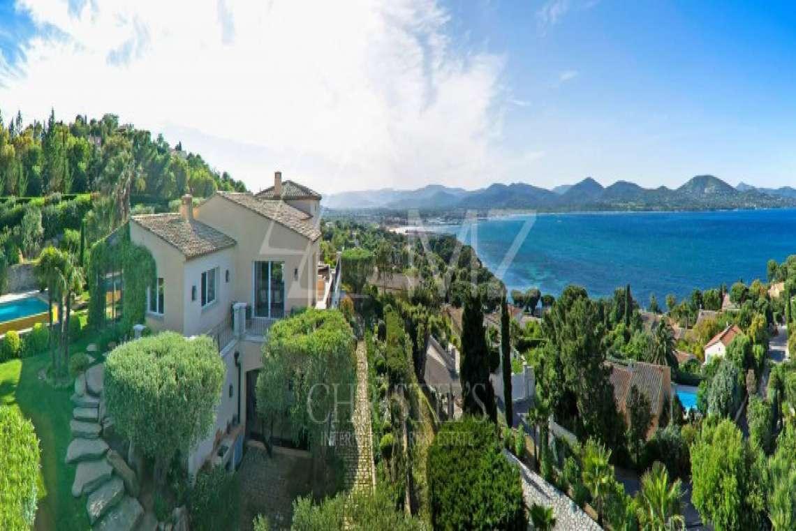 Proche Saint-Tropez - Charmante propriété vue mer - photo3