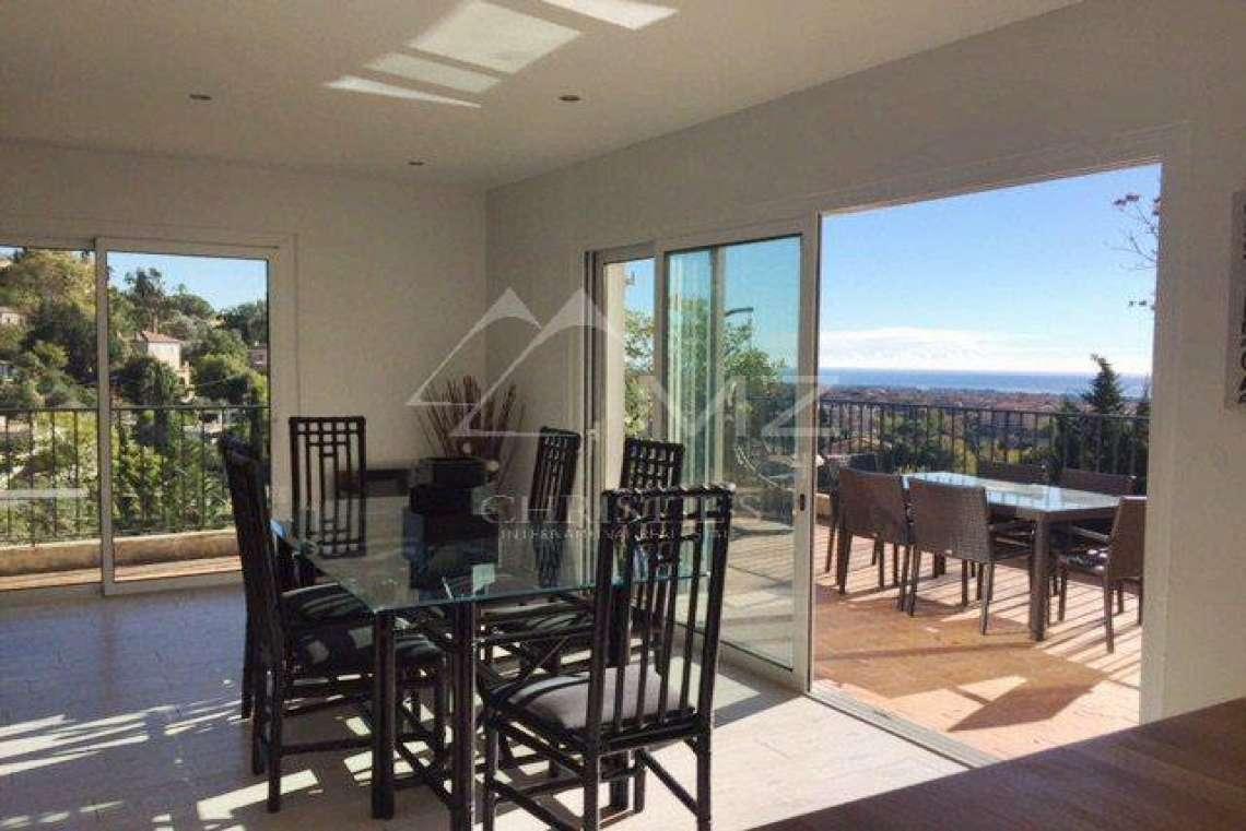 Vence - Provencal villa with sea view - photo9