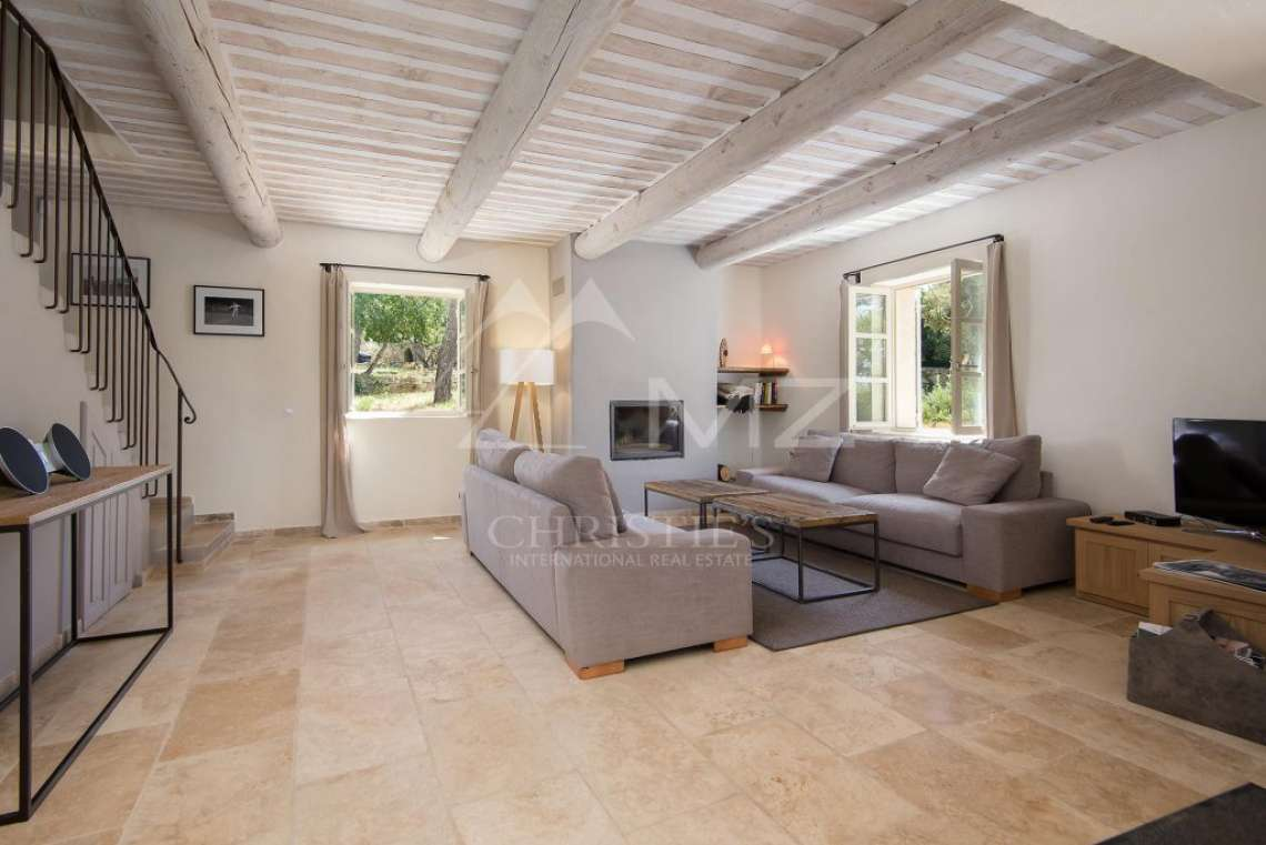 Gordes - A slice of heaven for this renovated stone house - photo5