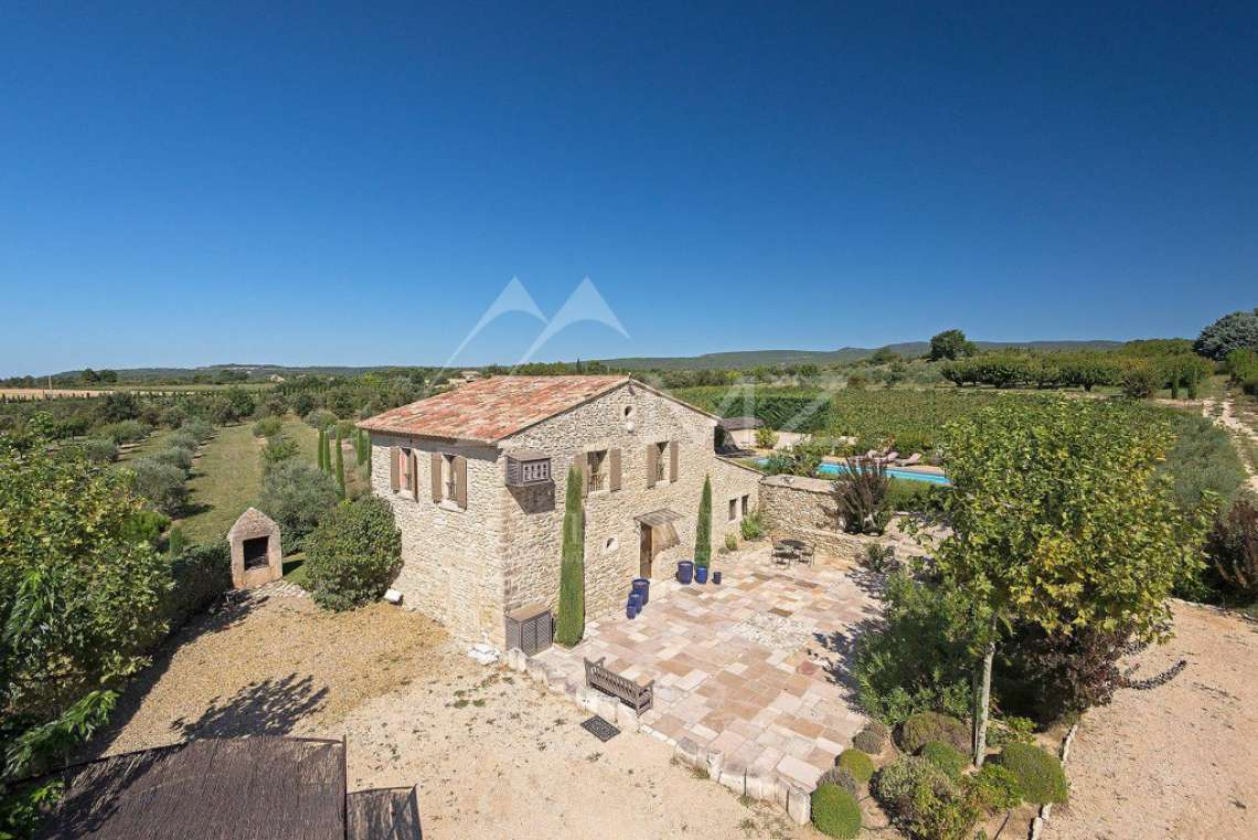 Gordes - Charming fully restored farmhouse - photo2