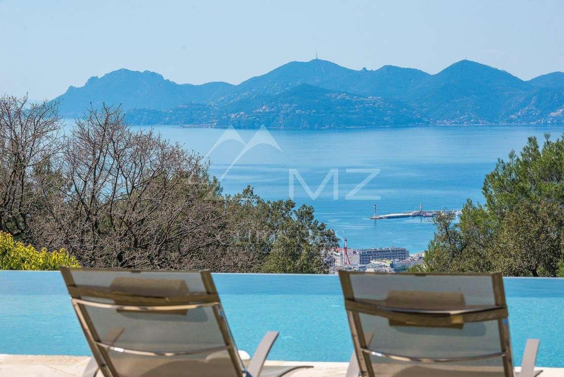 Cannes - Californie - Panoramic sea view - photo3