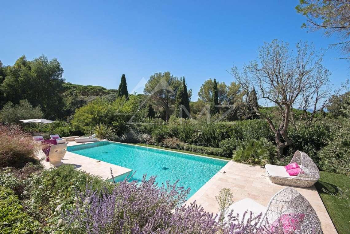 Saint-Tropez - Nice contemporary villa - photo14