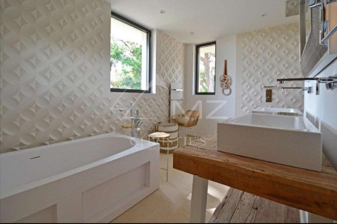 Beautiful villa between Pampelonne and Saint-Tropez - photo9