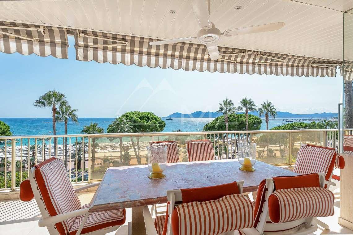 Cannes - Croisette - Panoramic sea views - photo1