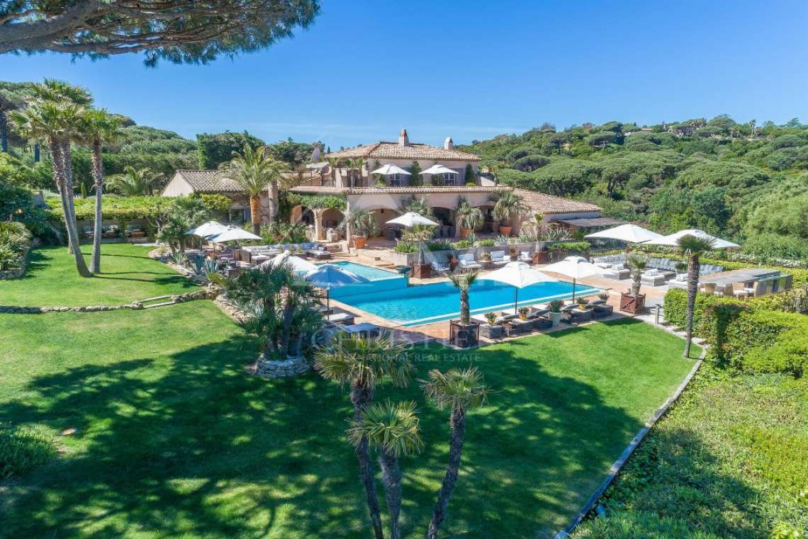 Close To Saint-Tropez - Magnificent Property with fantastic view onto Pampelonne - photo24