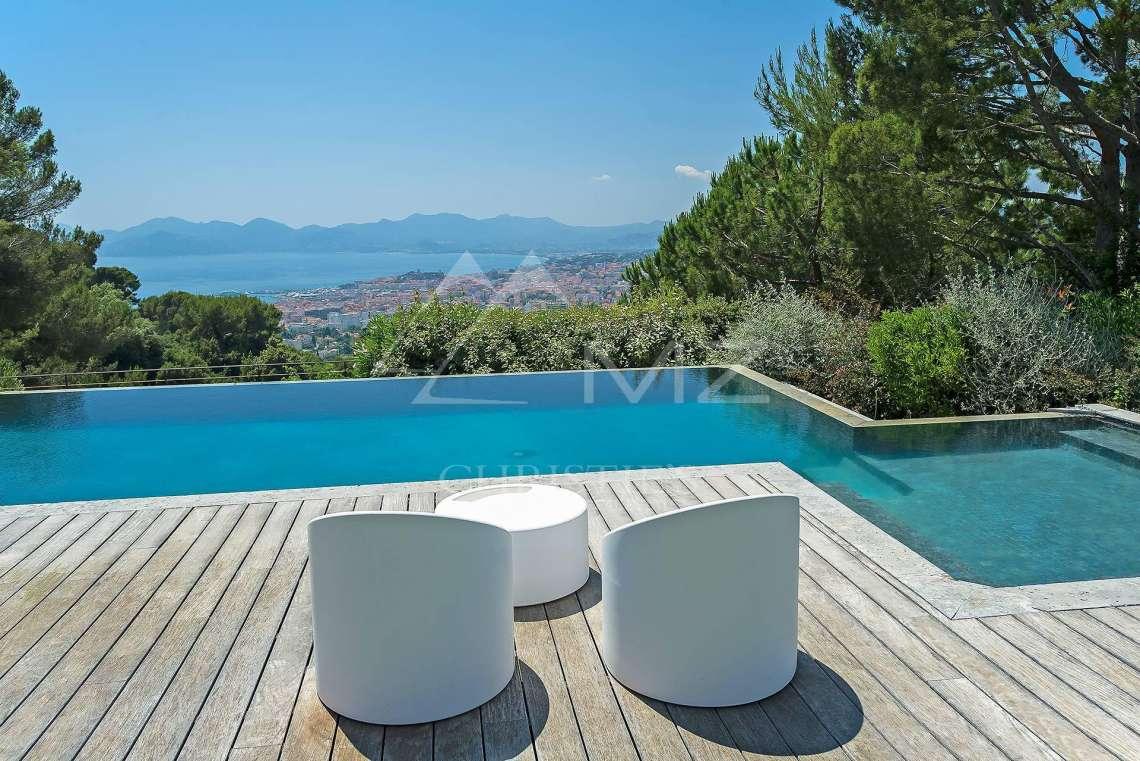 Cannes - Californie - Villa Contemporaine - photo7