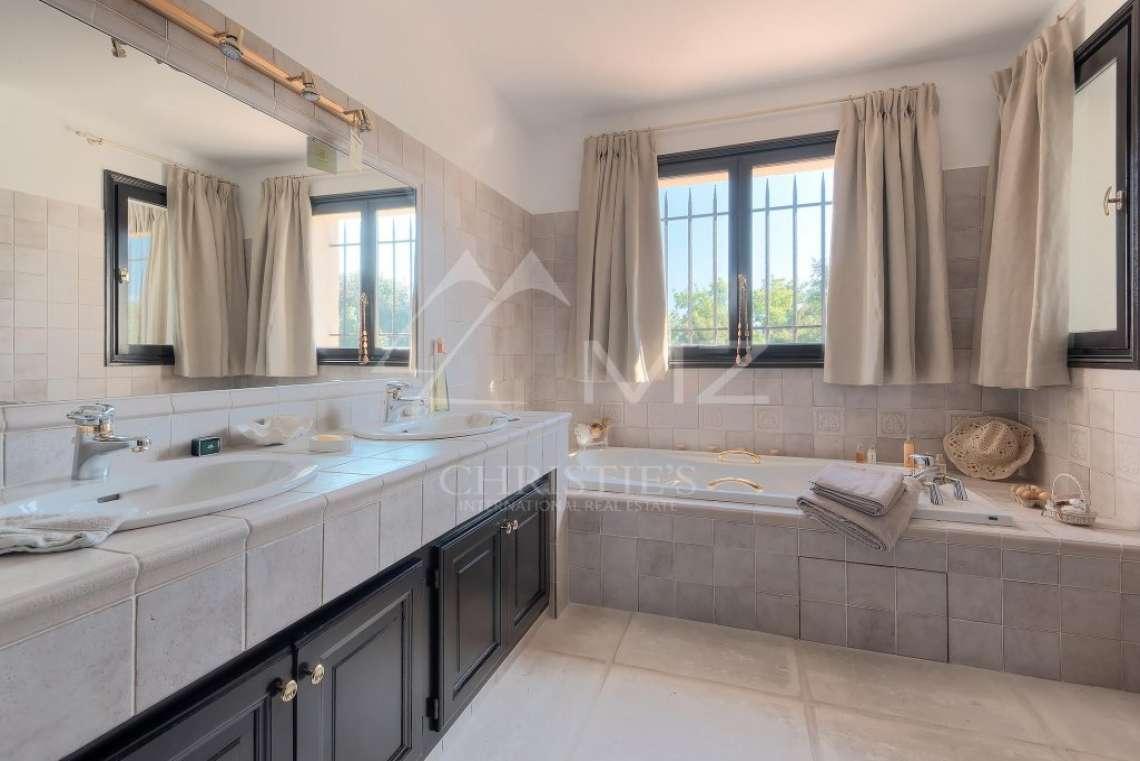 SAINT PAUL DE VENCE  - Charming Provencal style house - photo12