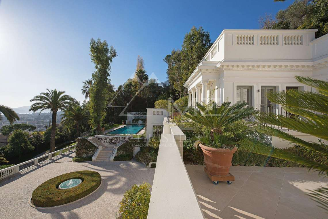 Cannes - On the heights - Panoramic sea view - photo3
