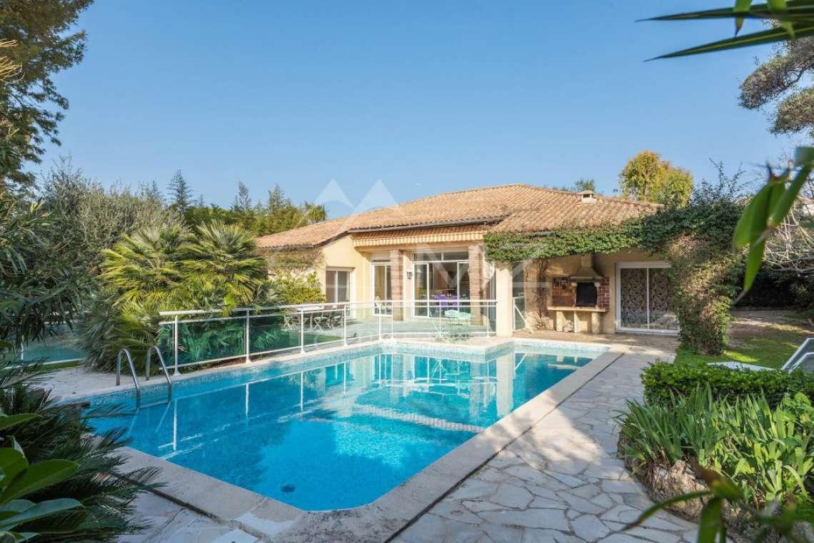 Cap d'Antibes - Rare villa de plain pied - photo1