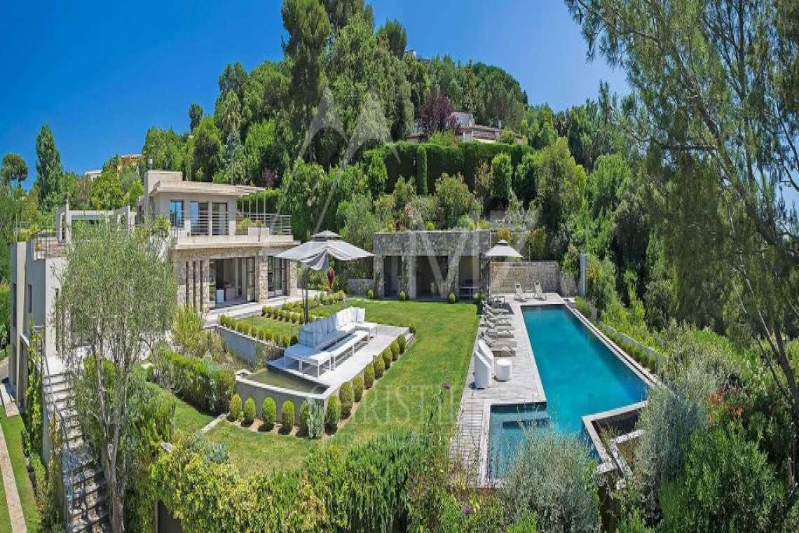 Cannes - Californie - Propriété d'architecte - photo1