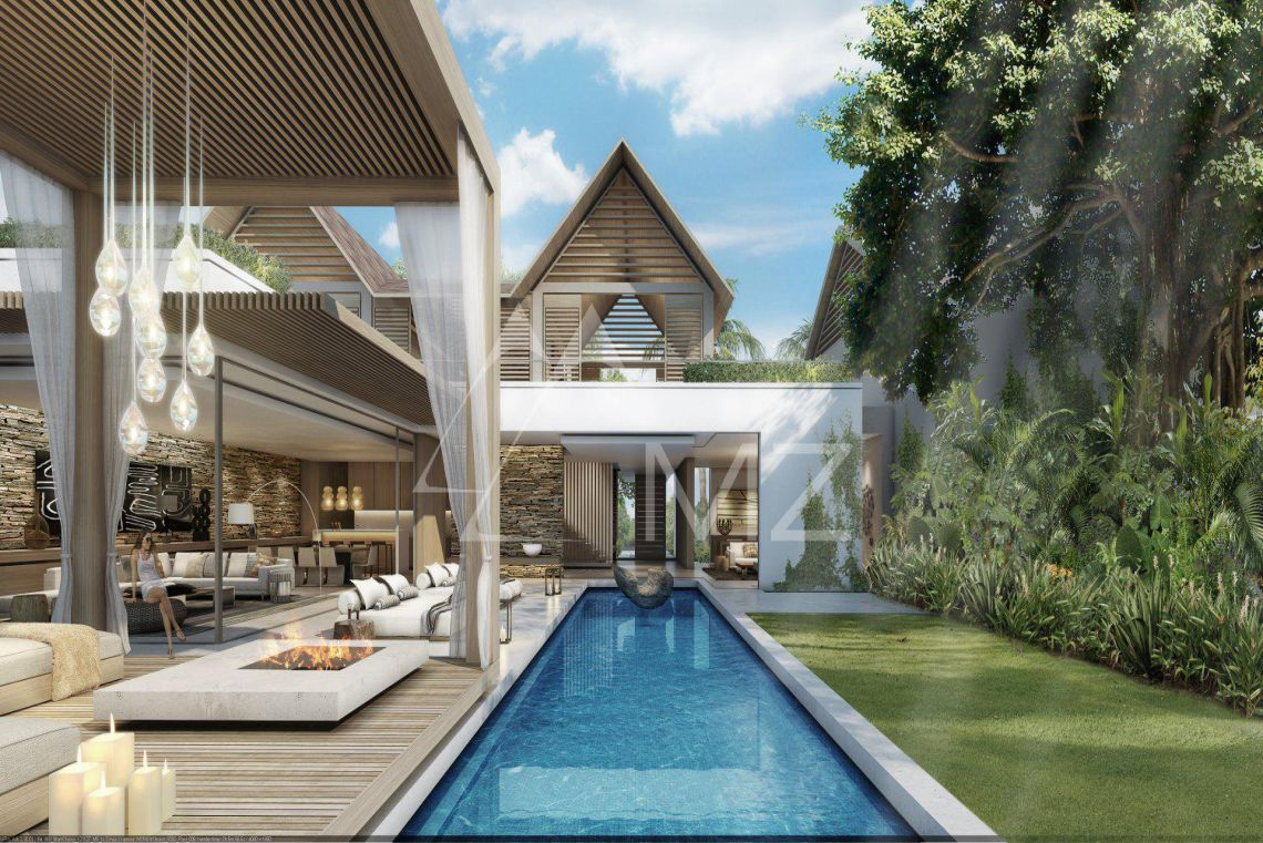 Mauritius - Mont Choisy Le Parc Golf & Beach Estate