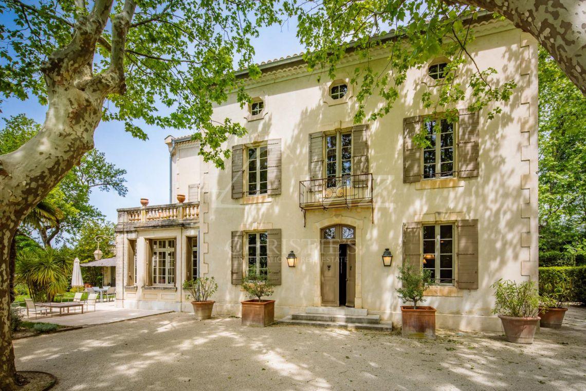 Proche Saint-Rémy de Provence - Maison de maître