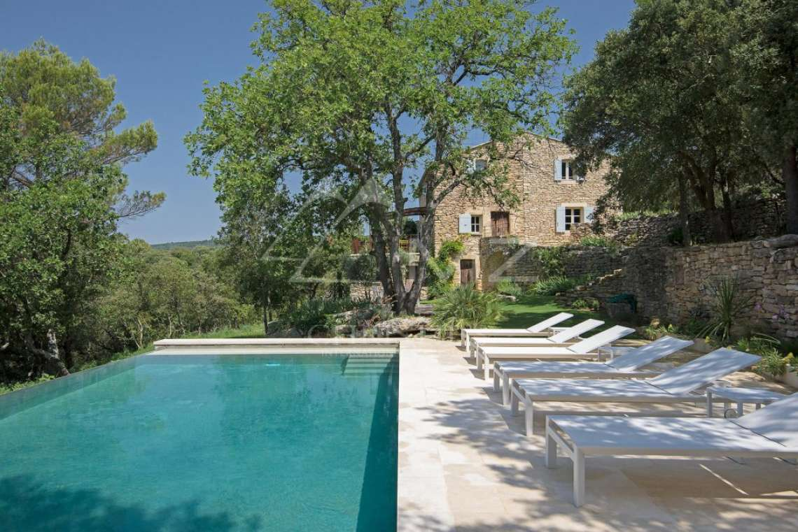 Gordes - A slice of heaven for this renovated stone house - photo1
