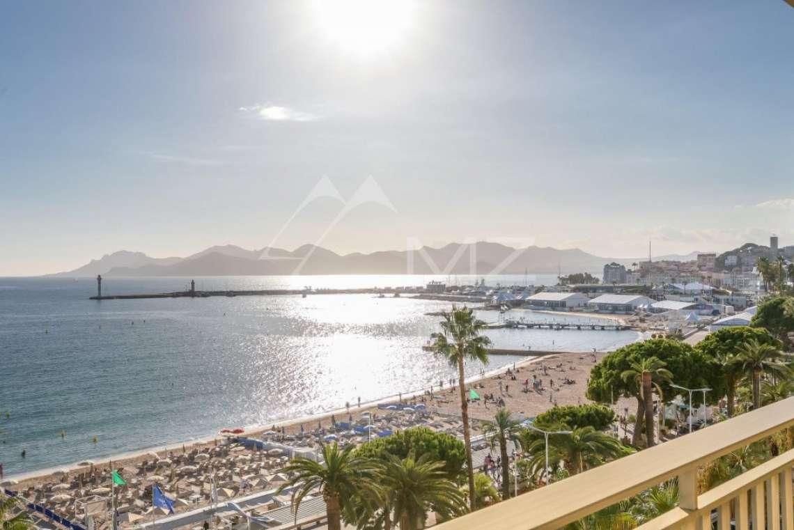 Cannes - Croisette - Appartement vue mer panoramique - photo1
