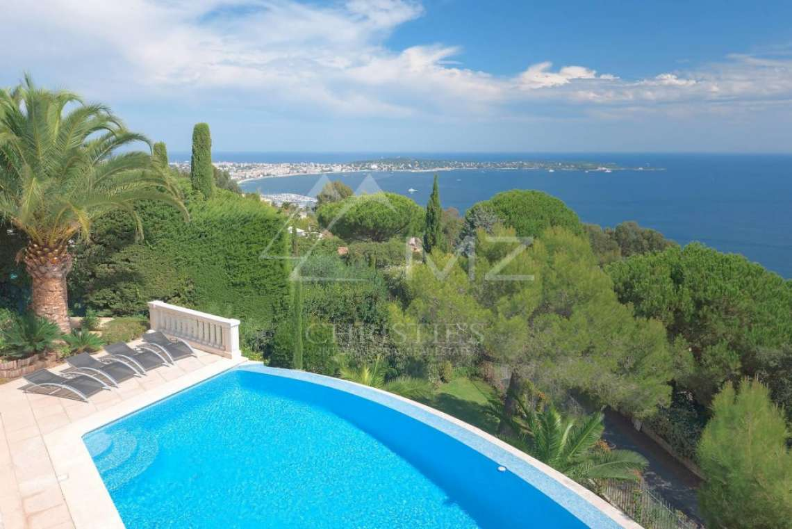 Super Cannes - Vue mer féérique à 180° - photo2
