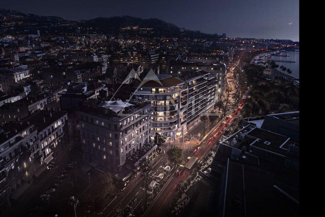 Cannes - Croisette - Résidence neuve - photo5