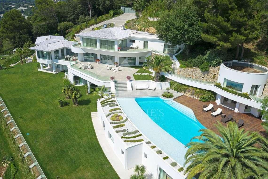Cannes - Californie - Villa prestigieuse entièrement rénovée - photo3