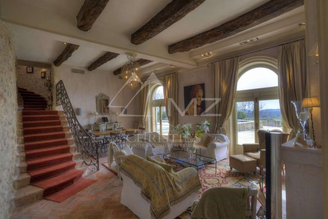 Cannes backcountry - Historic property - photo12