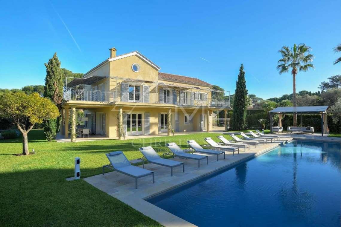 Cap d'Antibes - Superbe Villa - photo8