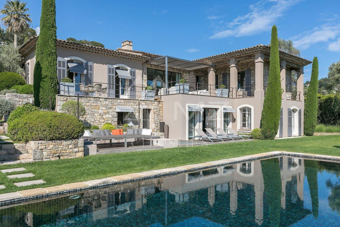 Cannes - Somptuous mansion with panoramic sea views - photo3