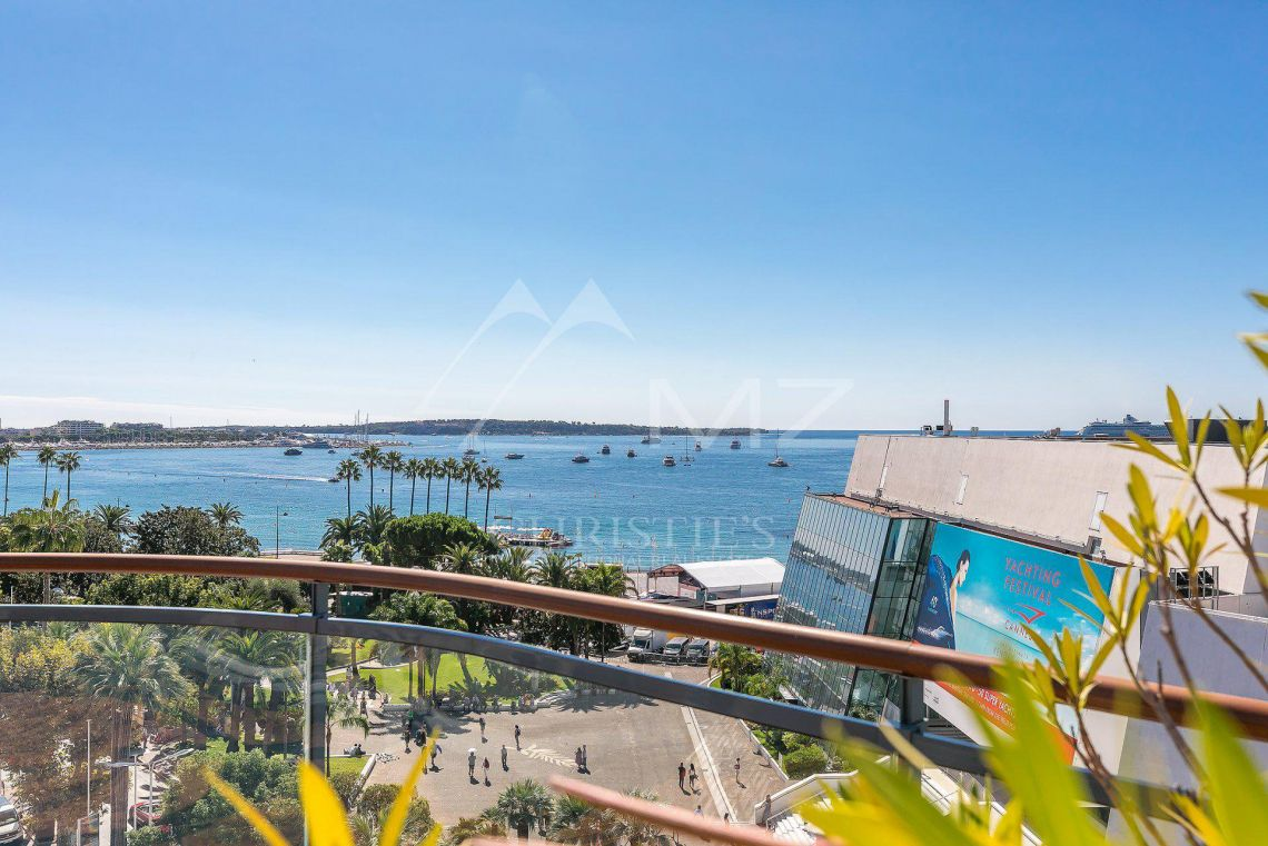 Cannes - Croisette - Exceptional penthouse - photo6
