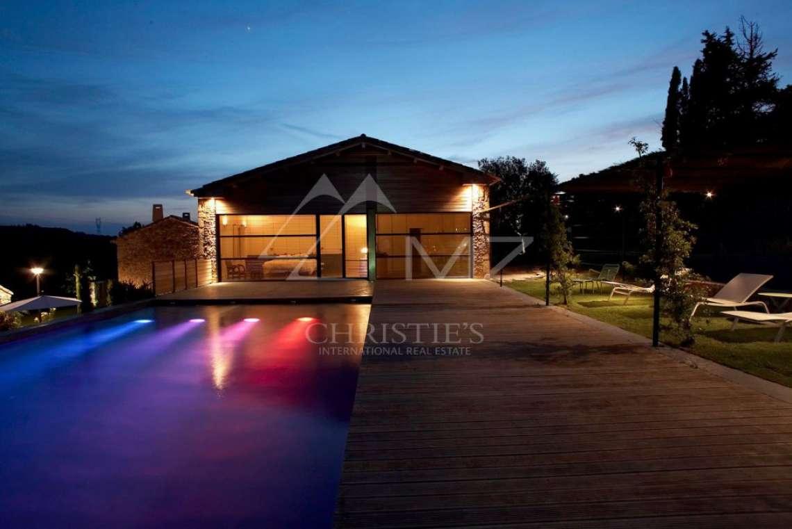 Close to Uzès - Exceptional property - photo8