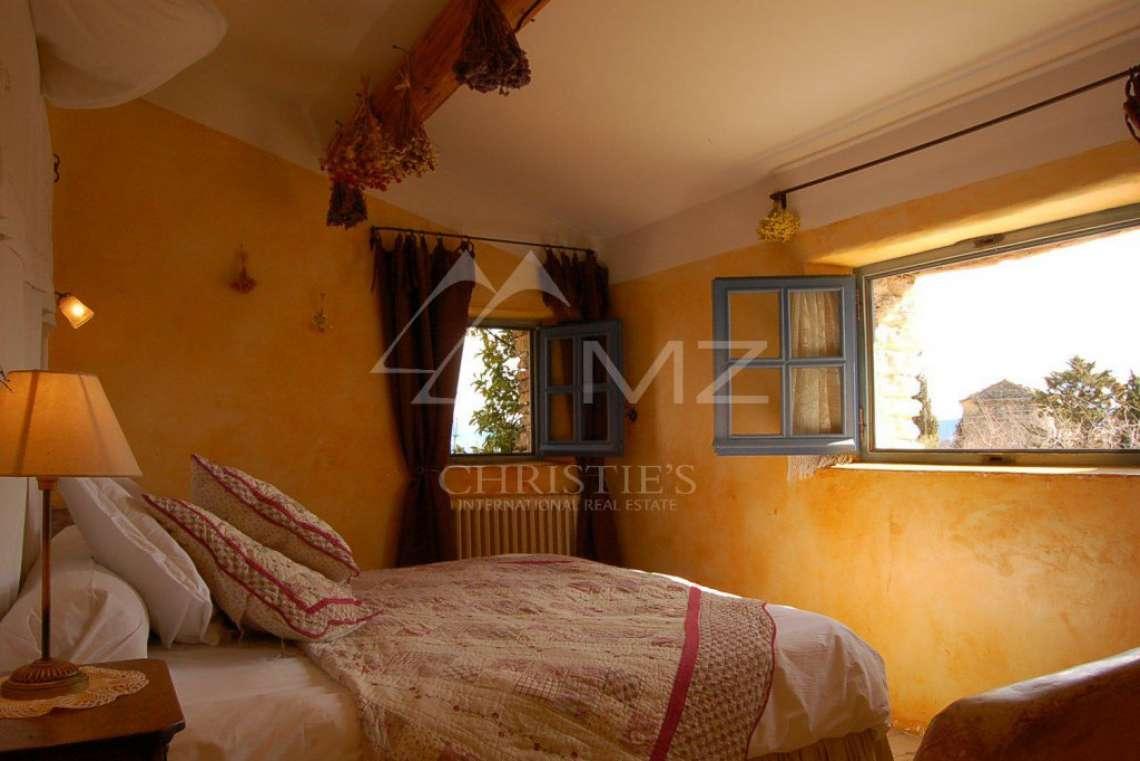 Gordes - Maison provençale en pierre avec vue - photo10