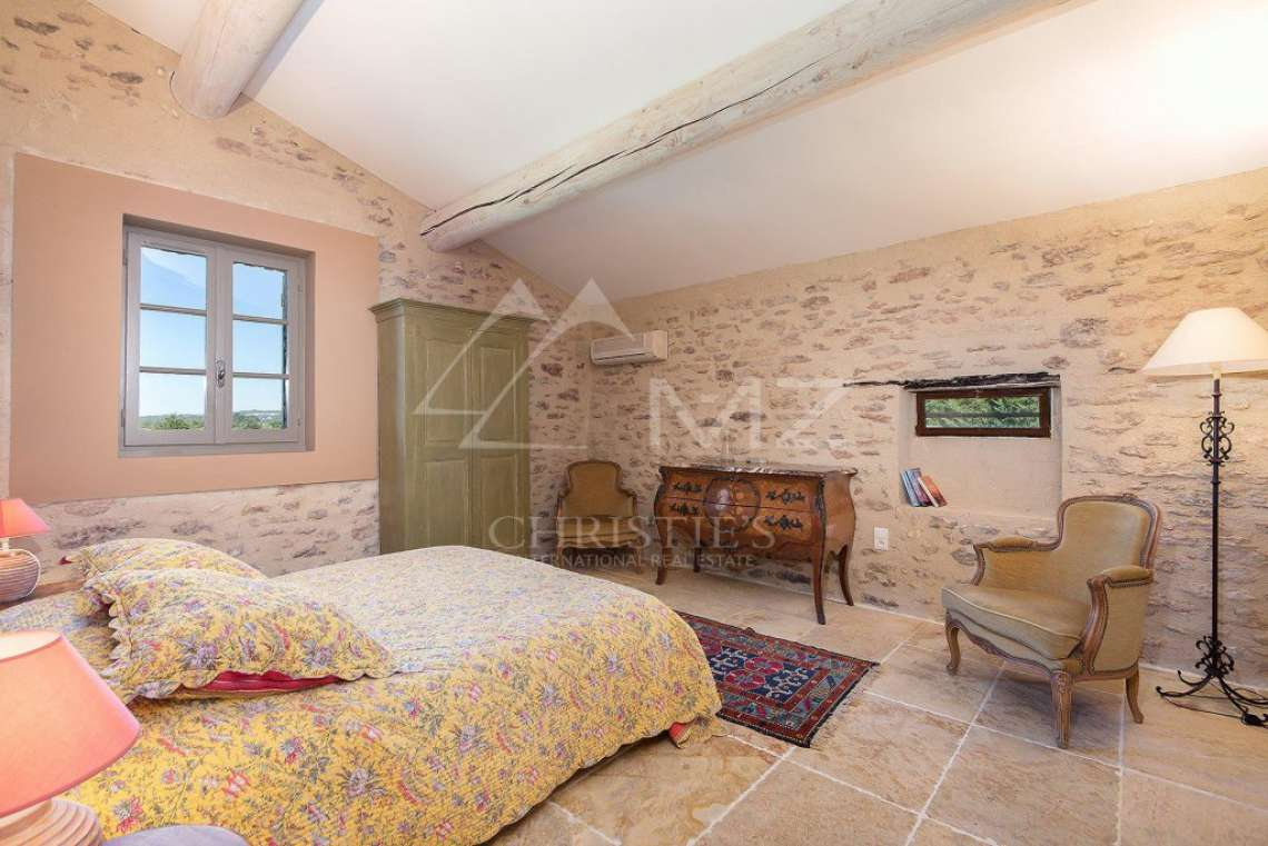 Gordes - Charming fully restored farmhouse - photo11