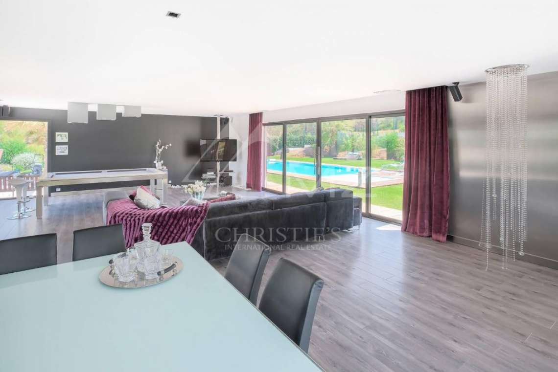 Close to Cannes - Charming contemporary villa - photo10