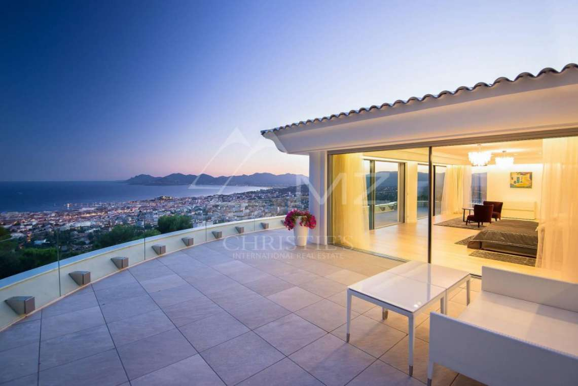Cannes - Californie - Villa prestigieuse entièrement rénovée - photo22