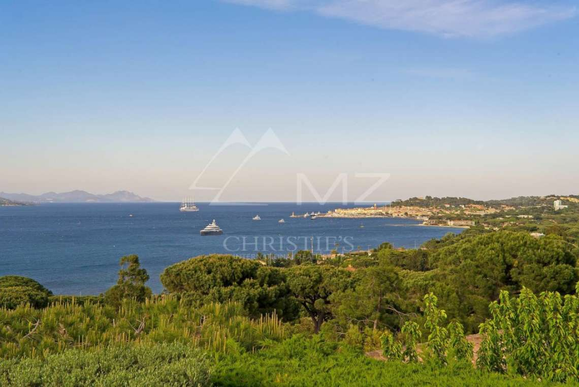 Proche Saint-Tropez - Charmante propriété vue mer - photo15