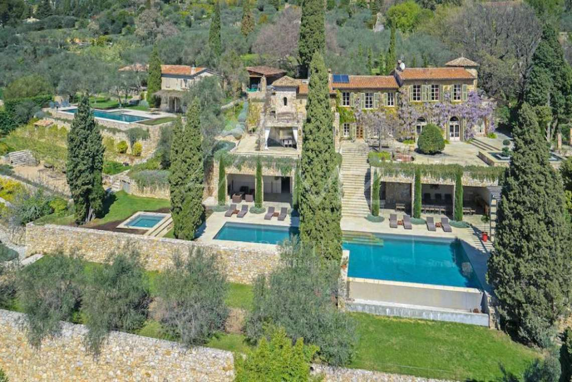 Cannes backcountry - Historic property - photo3