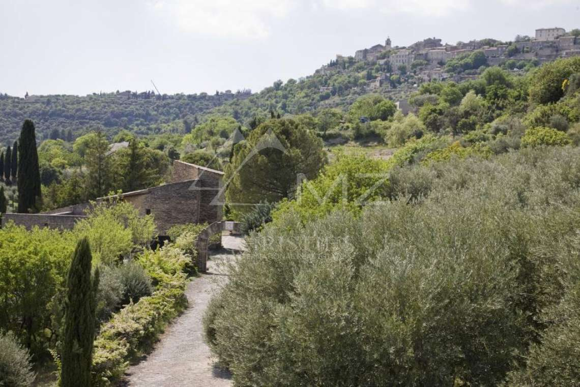 Gordes - Amazing and exceptional spot with panoramic view - photo4