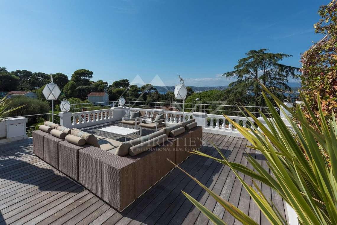 Cap d'Antibes - Remarquable villa avec vue mer - photo3