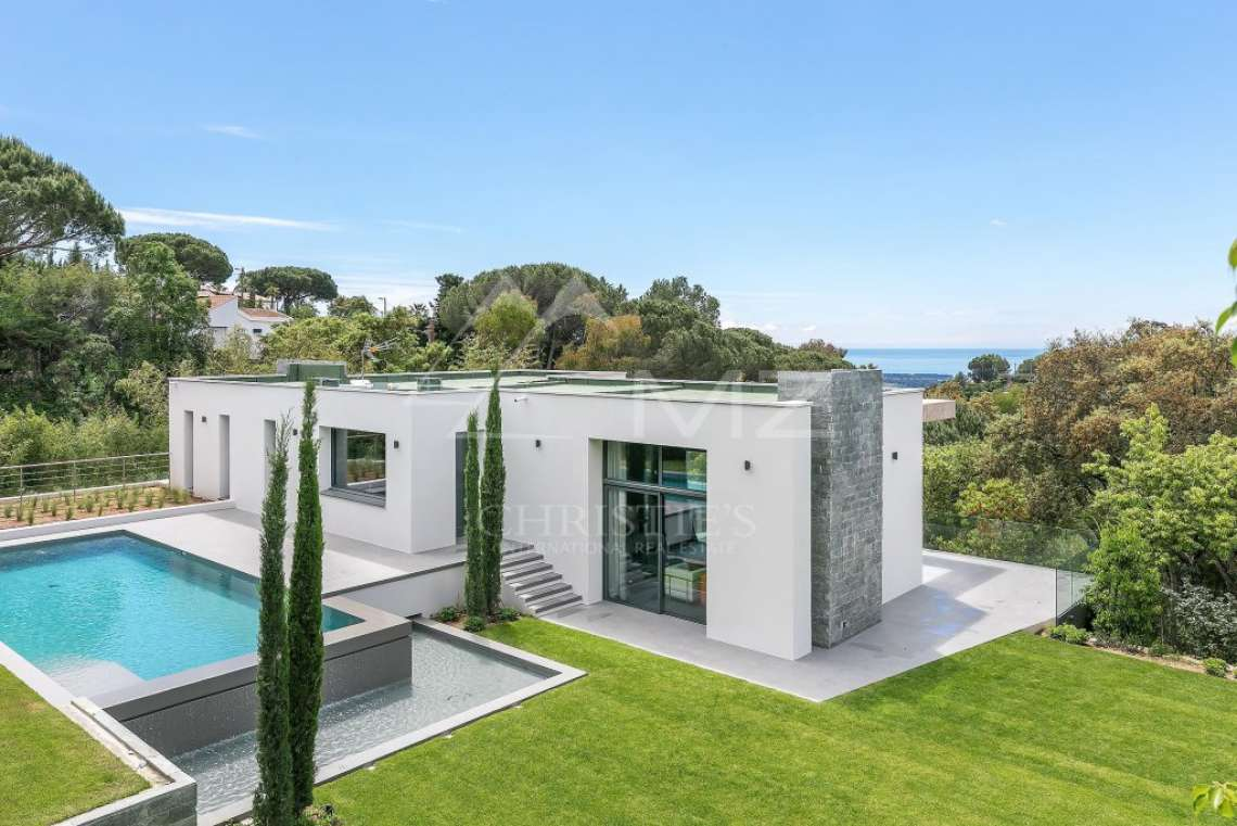 Super Cannes - Rare new property of architect - photo1