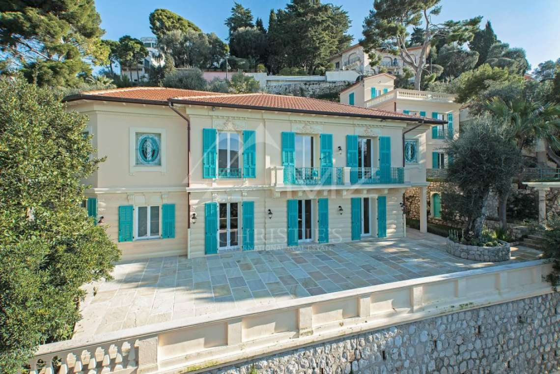 Saint-Jean Cap Ferrat - Waterfront villa - photo4