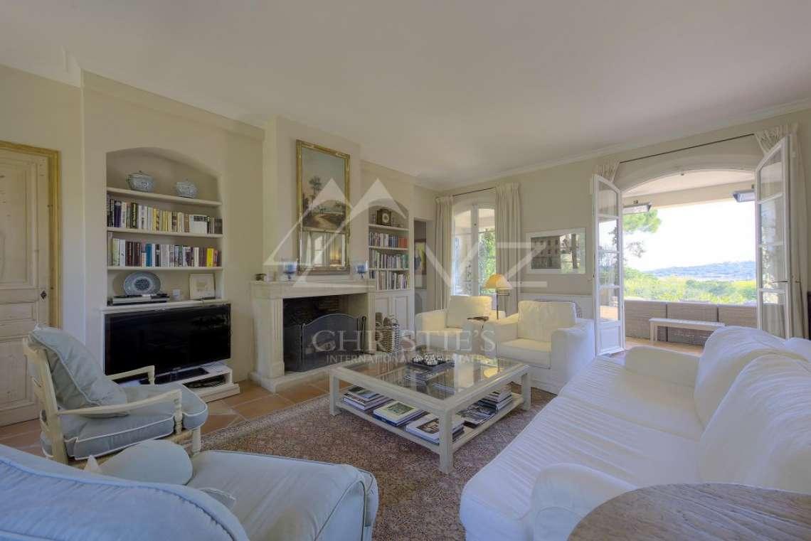 Saint-Tropez - Provençal property with sea view - photo3