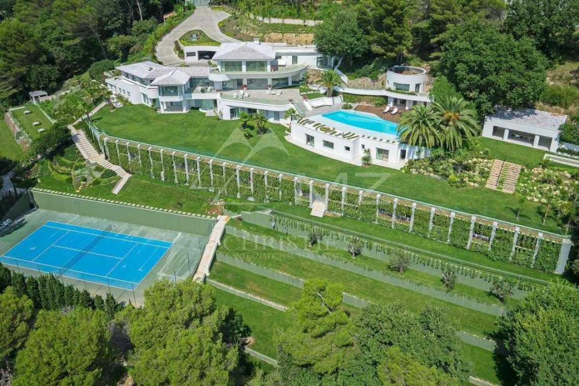 Cannes - Californie - Villa prestigieuse entièrement rénovée - photo4