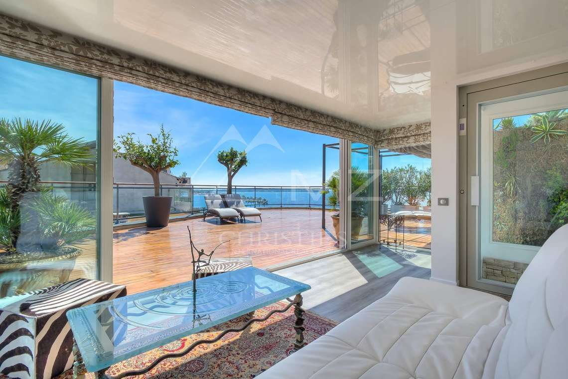 Cannes - Croisette - Exceptional penthouse - photo15