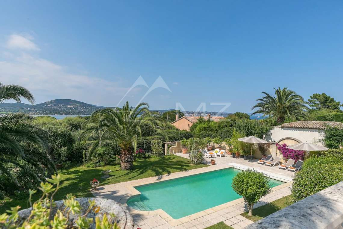 Close to Saint-Tropez -  Property with two houses - photo3