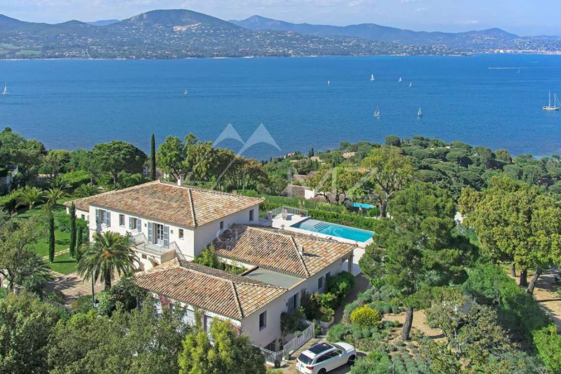 Proche Saint-Tropez - Propriété d'exception - photo2