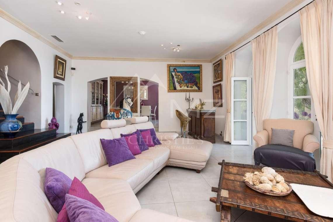 Proche Saint-Paul de Vence  - Ravissante villa de style colonial - photo15