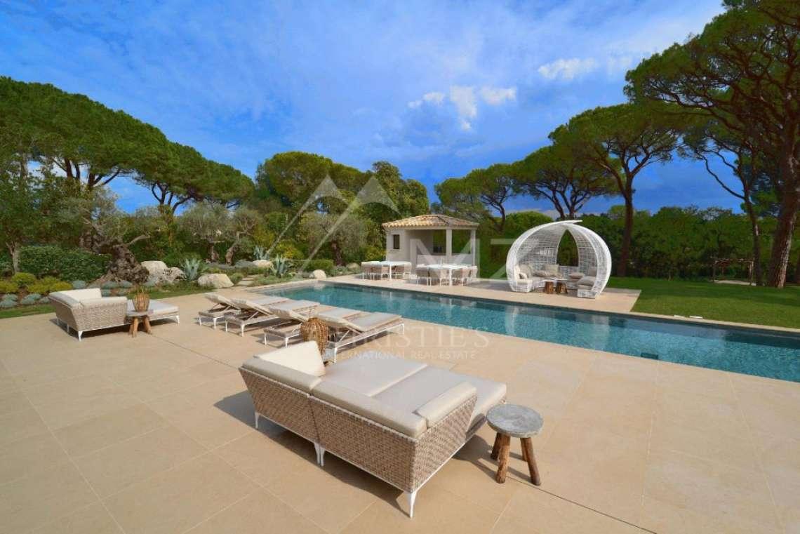 Beautiful villa between Pampelonne and Saint-Tropez - photo12