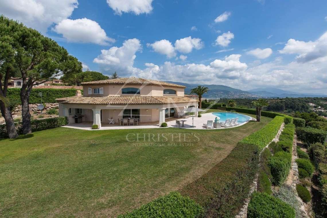 Arrière-pays cannois - Villa d'architecte avec vue panoramique - photo4