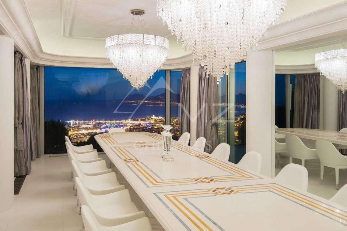 Cannes - Californie - Villa prestigieuse entièrement rénovée - photo13